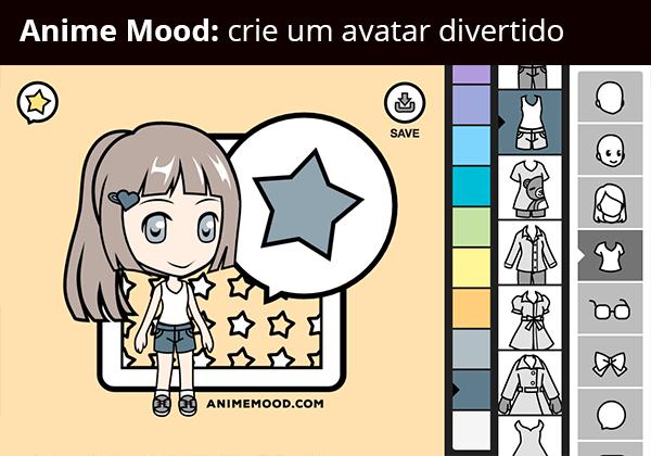 Anime Mood: crie um avatar divertido