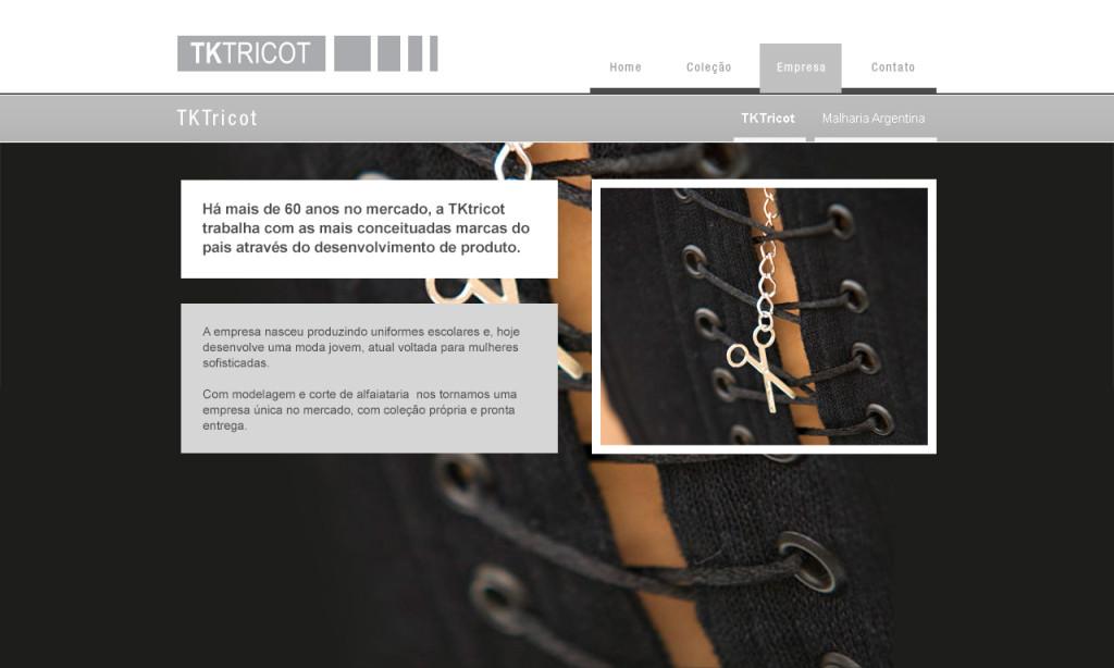 TK Tricot - Empresa